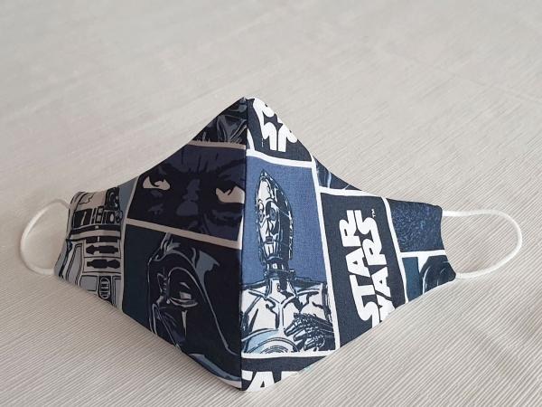 Mascarilla Star Wars