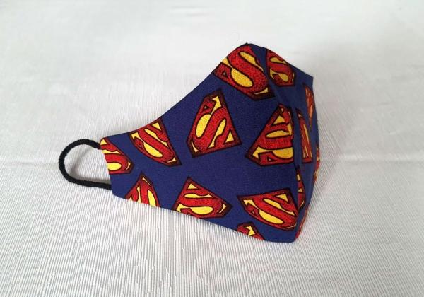 Mascarilla Superman