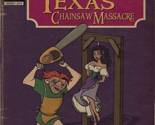 Matanza de Texas - Disney