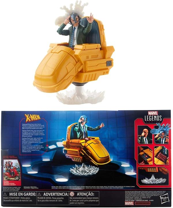 Hasbro Marvel Legends Serie 6 X-Men - Profesor X