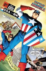 Página Captain America 80 Anniversary Tribute - 01
