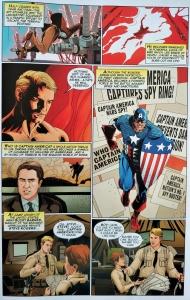 Página Captain America 80 Anniversary Tribute - 02